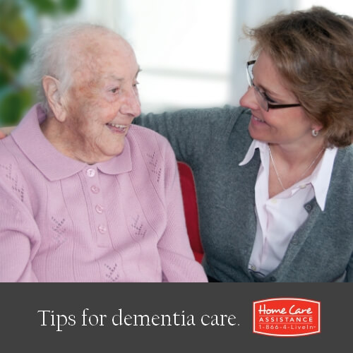 Providing Dementia Care at Home