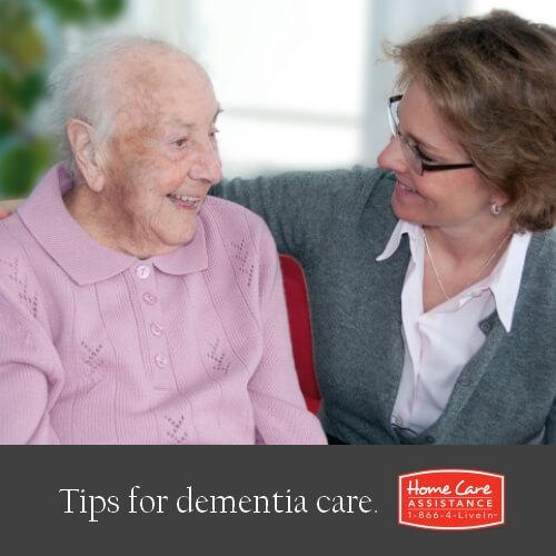 Providing Dementia Care at Home