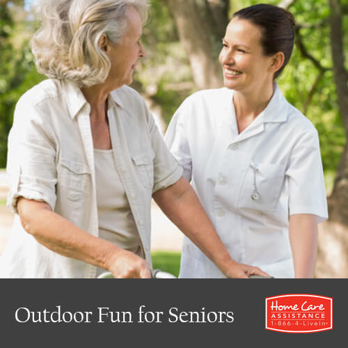 enjoyable outdoor activities for Tampa Seniors
