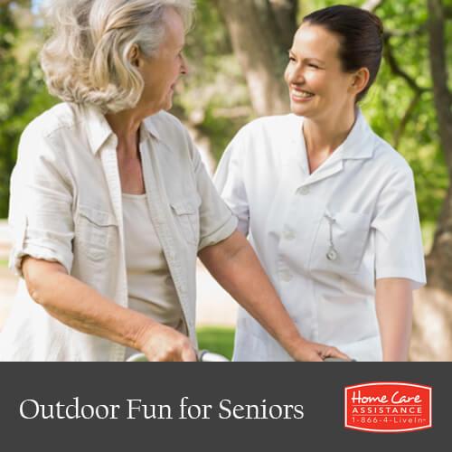 enjoyable outdoor activities for Tampa Seniors