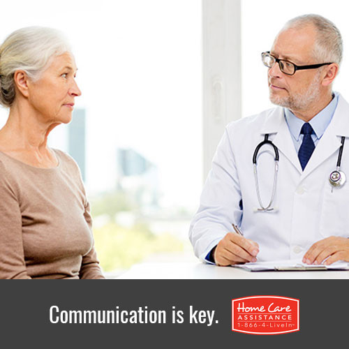 Communicatingn with a Seniors Physician