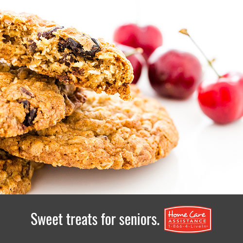 Healthy Cookie Recipe for Elderly