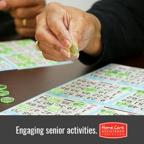 Benefits of Bingo for Elderly