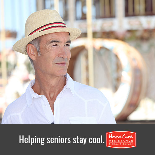 Ways Seniors Can Beat the Heat