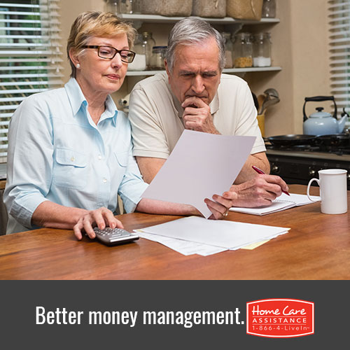 Senior Money Management
