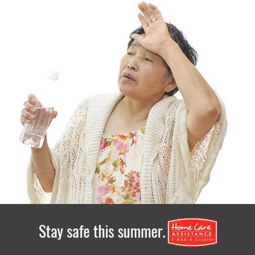 Senior Heat Stress vs Stroke