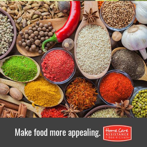 Help Senior Loved Ones Gain Their Appetites