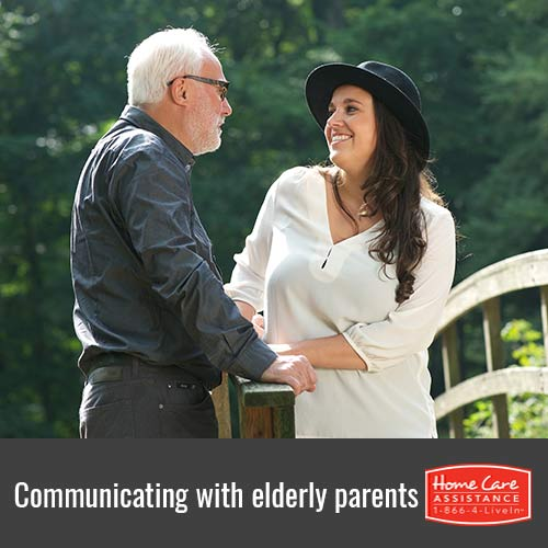 5 Tips to Communicate Better with Senior Parents in Tampa Bay, FL