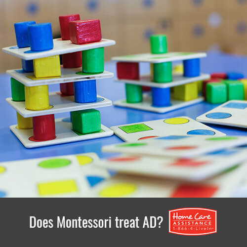 Can the Montessori Method Treat Alzheimer's Disease in Tampa Bay, FL?