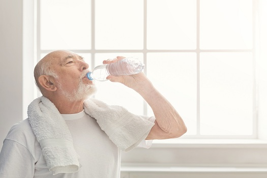 Not Drinking Water Can Be Dangerous to Seniors in Tampa Bay, FL
