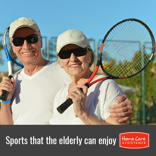 Sports that the Elderly Can Enjoy and Play in Tampa Bay, FL