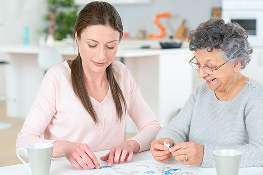 Ways to Keep an Elderly Person's Dignity in Dementia Care in Tampa Bay, CA