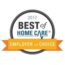 2017-Employer of choice award