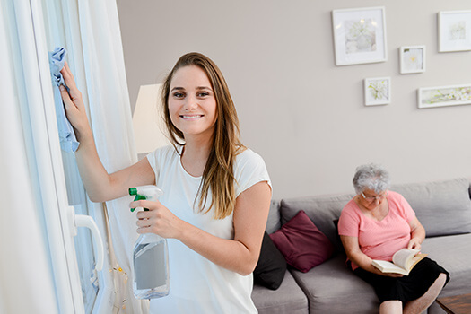 Ways to Help Seniors Manage Spring Cleaning in Tampa Bay, CA