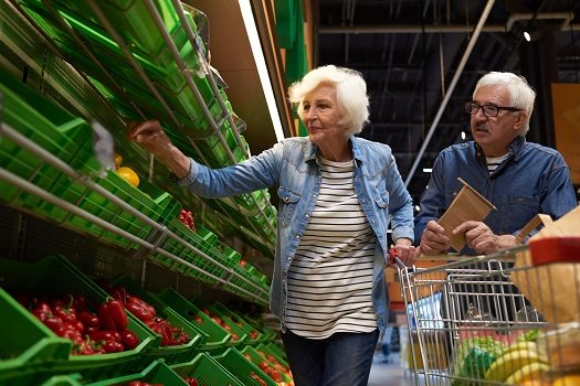 Grocery Shopping Strategies for Older Adults in Tampa Bay, FL
