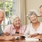 5 Advantages for Aging Adults Who Join a Book Club