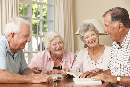 Reasons Seniors Should Join a Book Club in Tampa Bay, CA