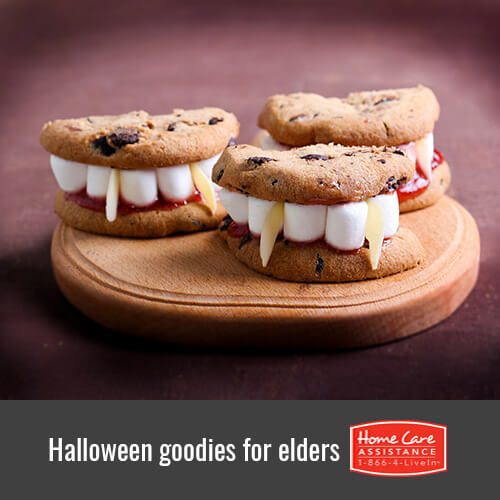 How to Cook Sugar-Free Halloween Snacks for Elderly in Tampa Bay, FL