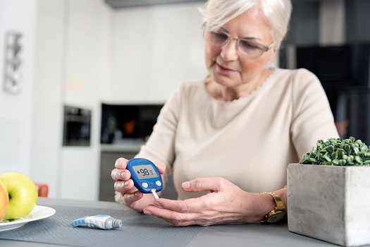 Causes of Diabetes in Seniors in Tampa Bay, FL