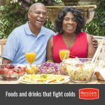 7 Foods and Drinks to Fight the Flu in the Elderly
