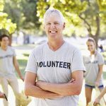 The Benefits of Volunteering in the Golden Years