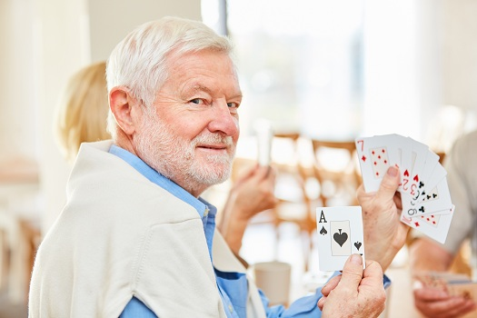 Reasons for Elderly People to Play Cards in Tampa Bay, FL