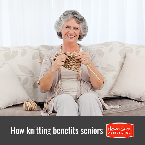 How Knitting Can Benefit the Elderly in Tampa Bay, FL