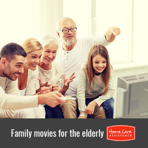 Great Family-Friendly Thanksgiving Movies to Watch with the Elderly in Tampa Bay, FL