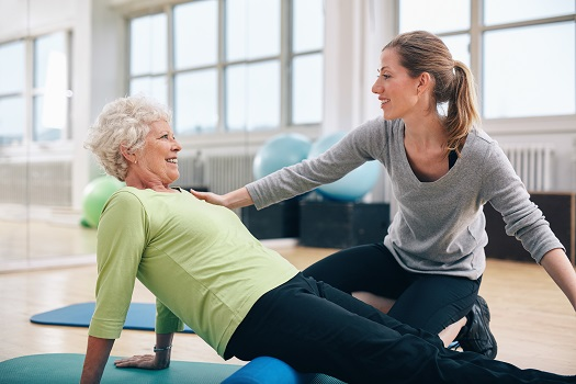 Pilates Exercises for Older Adults in Tampa Bay, FL
