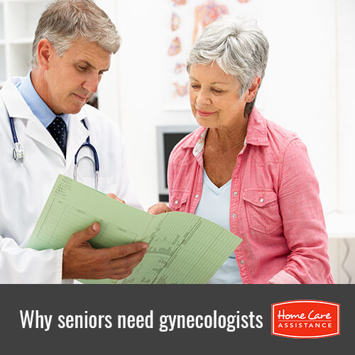 Reasons for Senior Women to Visit the Gynecologist in Tampa Bay, FL