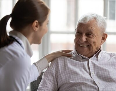Things to Do When a Loved One with Alzheimer's Stops Talking in Tampa Bay, FL