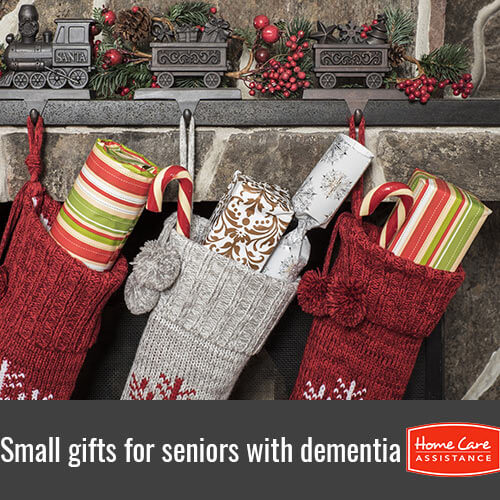 6 Stocking Stuffers to Get for Seniors with Dementia in Tampa Bay, FL