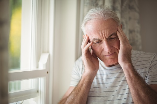 Effects of Stress on Seniors in Tampa Bay, FL